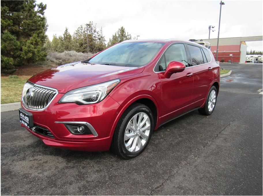 2017 Buick Envision from Auto Network Group Northwest Inc.