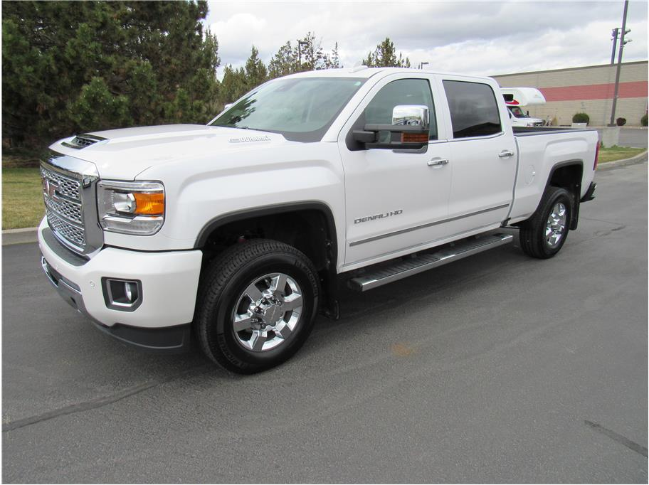 2019 GMC Sierra 3500 HD Crew Cab from Auto Network Group Northwest Inc.