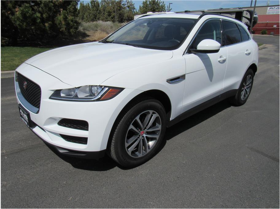 2019 Jaguar F-PACE from Auto Network Group Northwest Inc.
