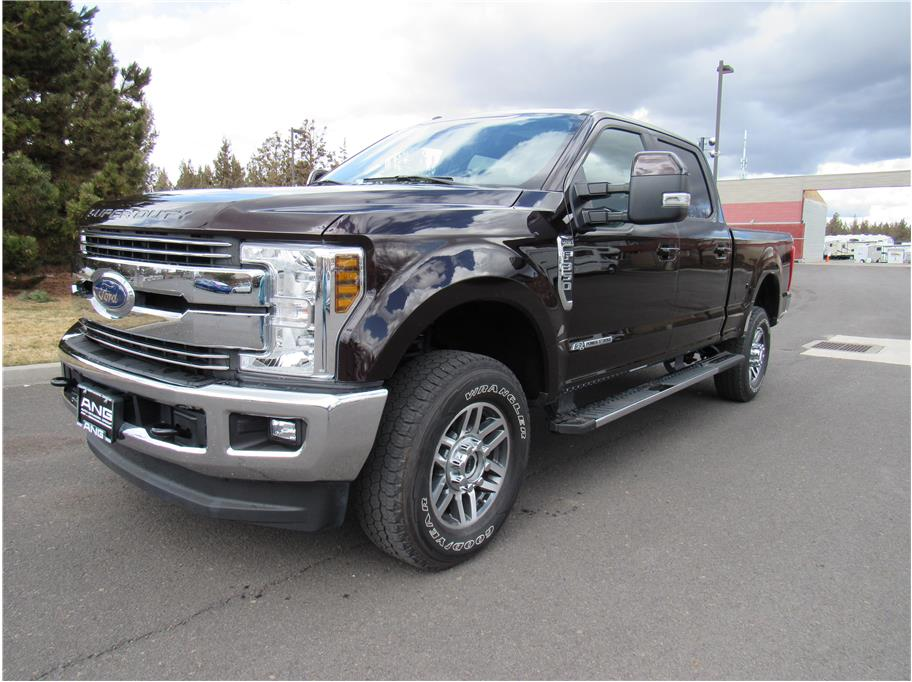 2018 Ford F350 Super Duty Crew Cab from Auto Network Group Northwest Inc.