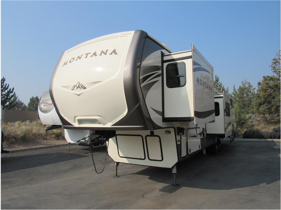 2017 KEYSTONE MONTANA 3950BR from Auto Network Group Northwest Inc.