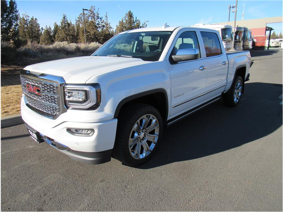 2018 GMC Sierra 1500 Crew Cab from Auto Network Group Northwest Inc.
