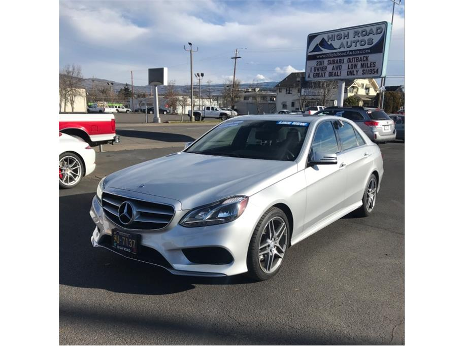 2014 Mercedes-Benz E-Class from High Road Autos