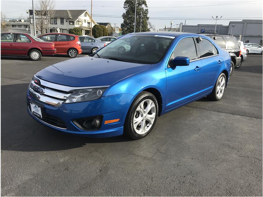 2012 Ford Fusion from High Road Autos