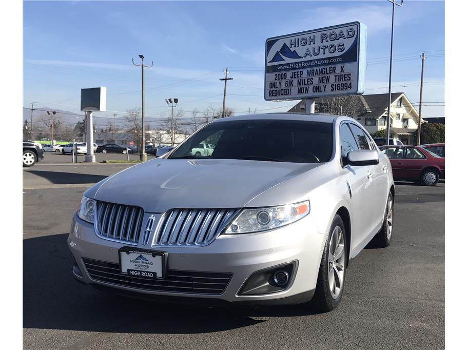 2009 Lincoln MKS from High Road Autos