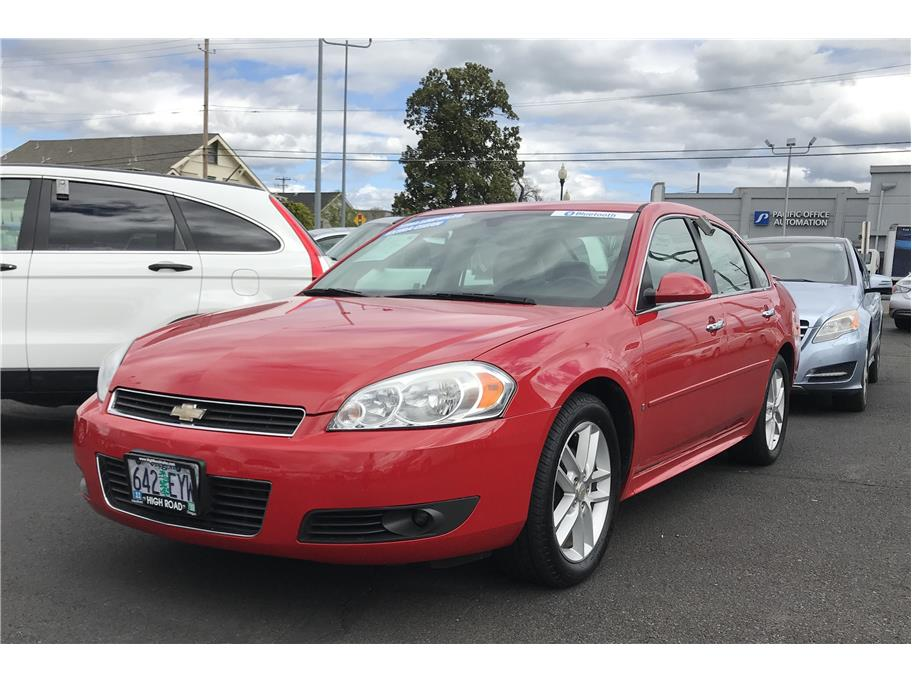 2009 Chevrolet Impala from High Road Autos