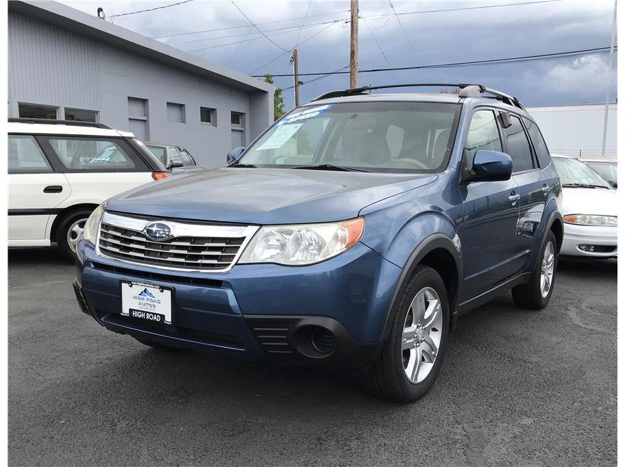 2009 Subaru Forester from High Road Autos