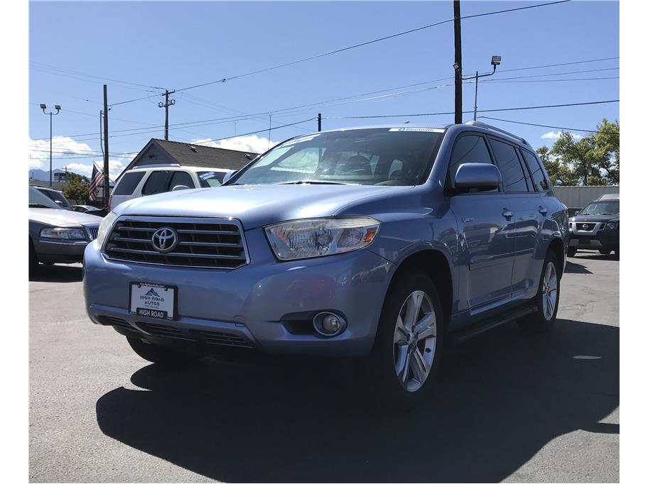 2008 Toyota Highlander from High Road Autos