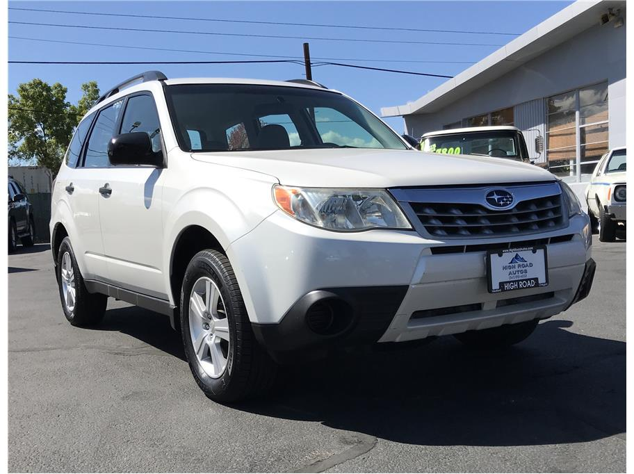 2012 Subaru Forester from High Road Autos