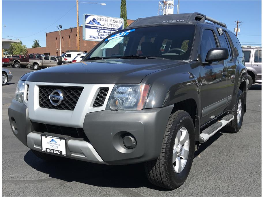 2011 Nissan Xterra from High Road Autos