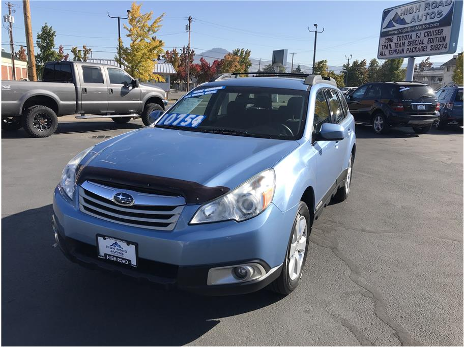 2012 Subaru Outback from High Road Autos