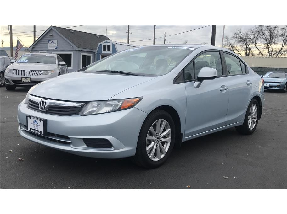 2012 Honda Civic from High Road Autos
