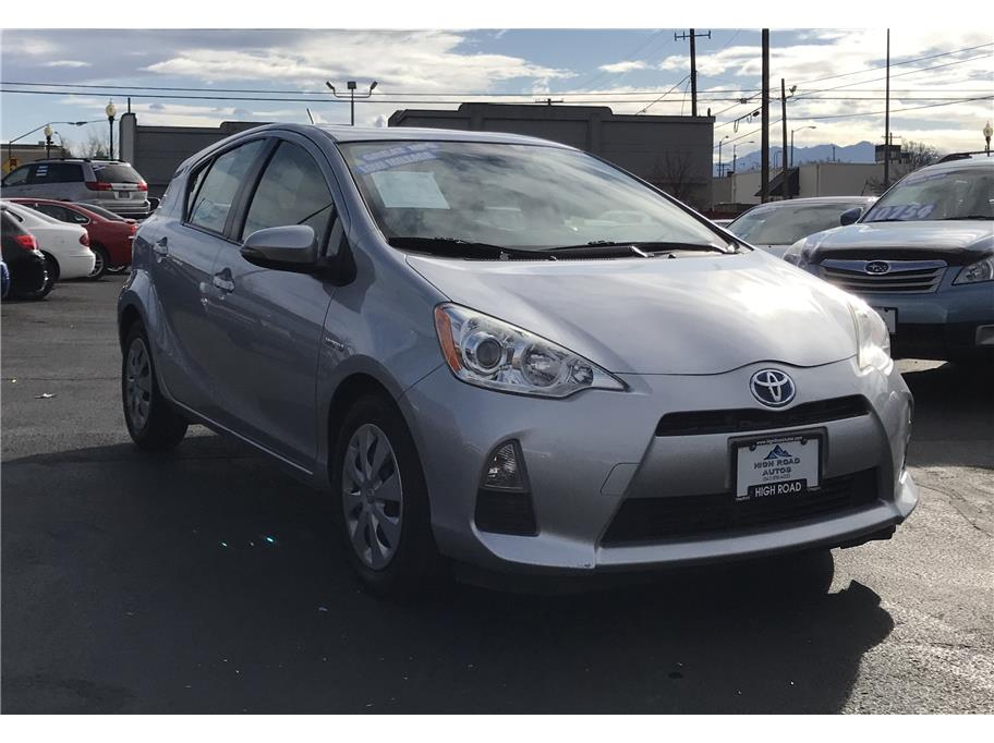2013 Toyota Prius c from High Road Autos