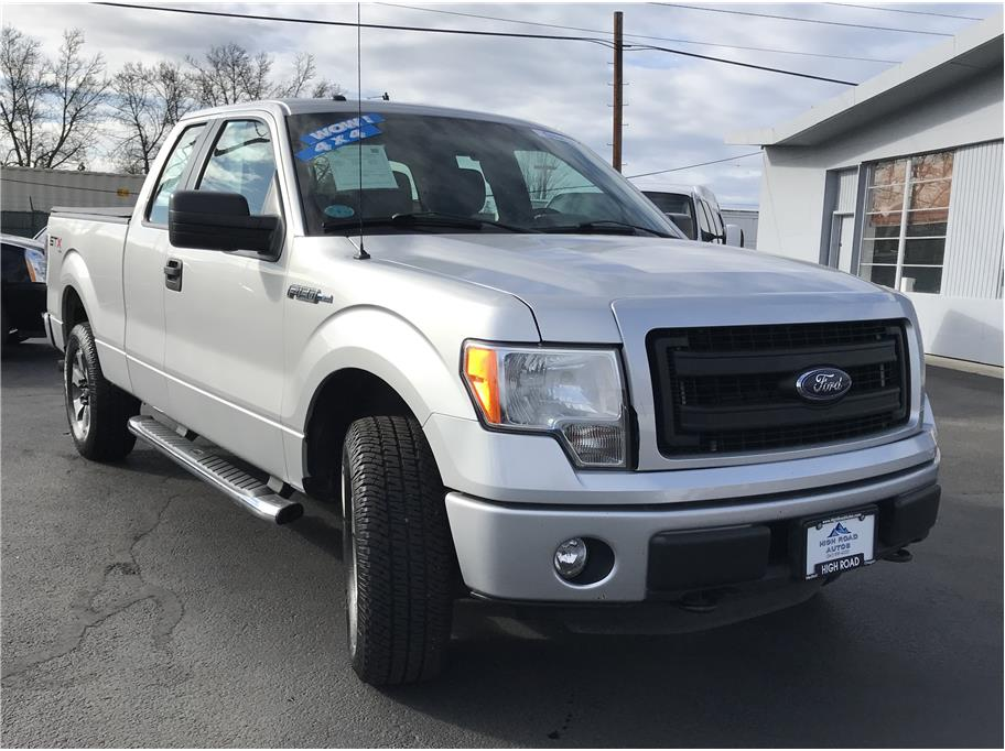 2013 Ford F150 Super Cab from High Road Autos