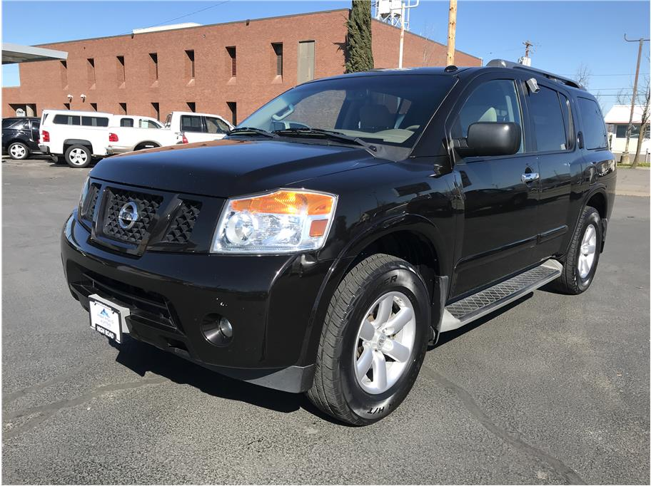 2015 Nissan Armada from High Road Autos