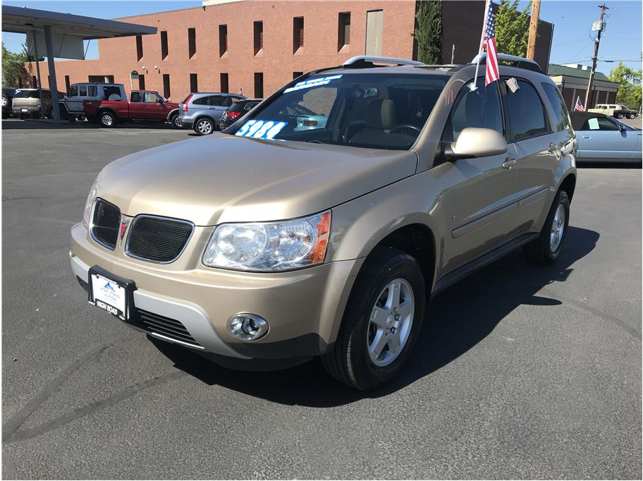 2007 Pontiac Torrent from High Road Autos
