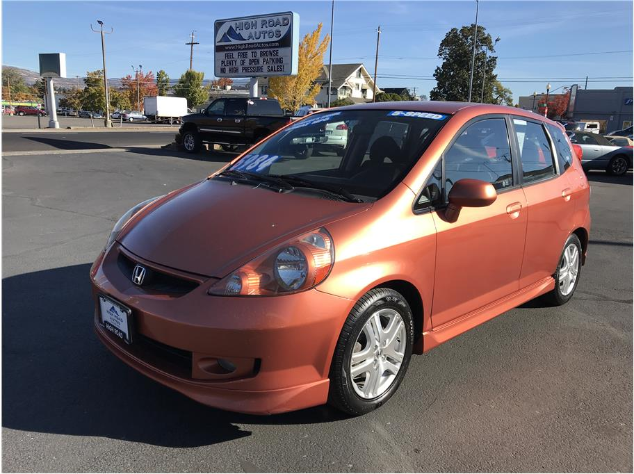 2008 Honda Fit from High Road Autos