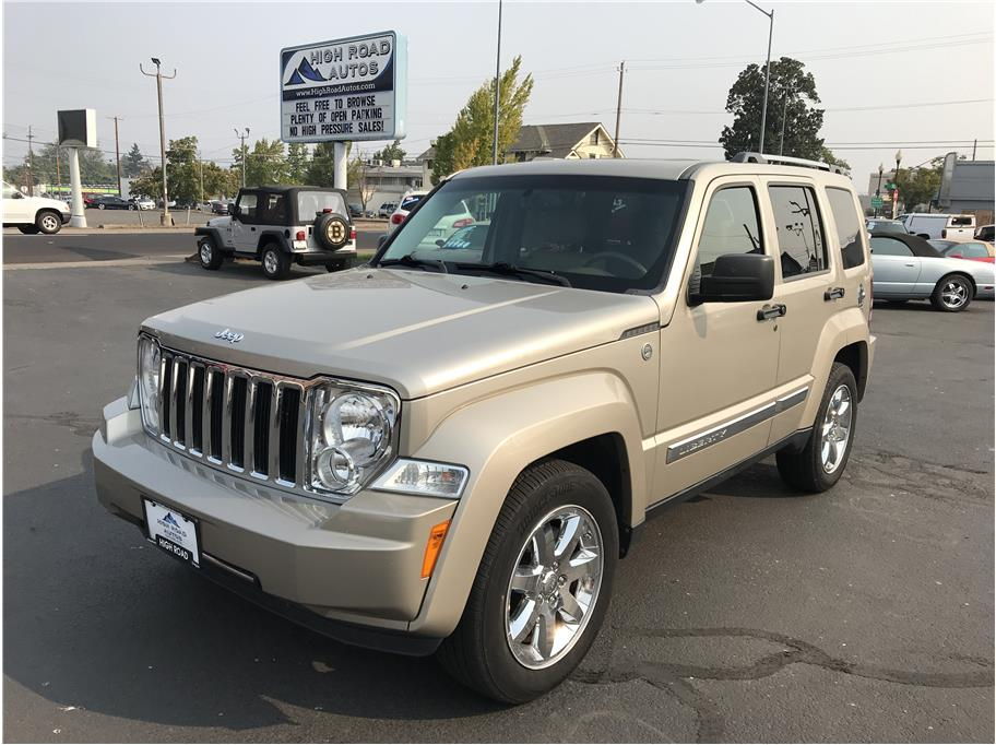 2010 Jeep Liberty from High Road Autos