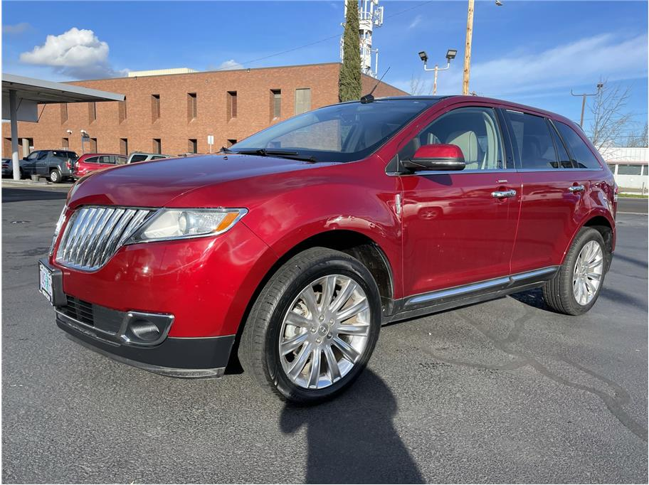 2014 Lincoln MKX from High Road Autos