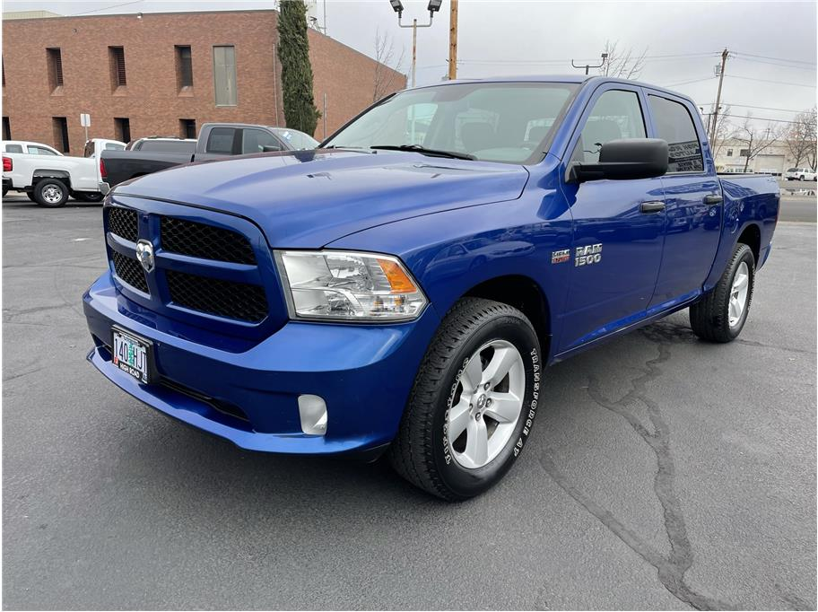 2015 Ram 1500 Crew Cab from High Road Autos