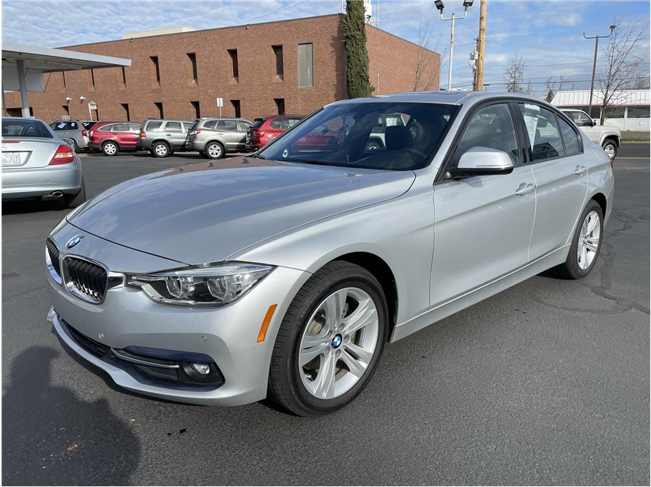 2016 BMW 3 Series from High Road Autos