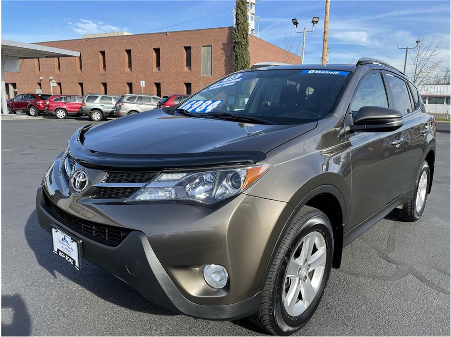 2013 Toyota RAV4 from High Road Autos