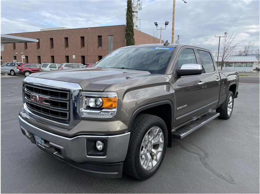 2015 GMC Sierra 1500 Crew Cab from High Road Autos