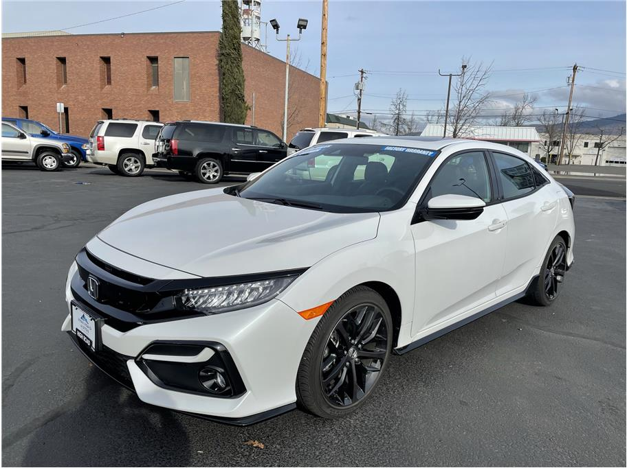2020 Honda Civic from High Road Autos