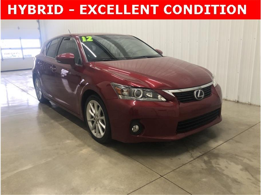 2012 Lexus CT from Asian Concepts