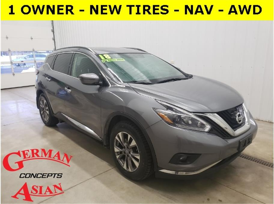 2018 Nissan Murano from Asian Concepts