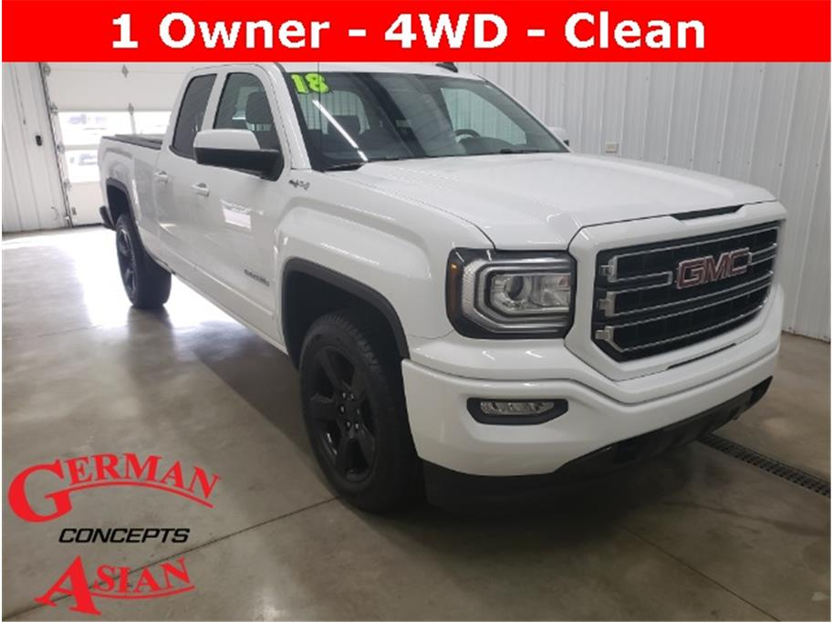 2018 GMC Sierra 1500 Double Cab from Asian Concepts