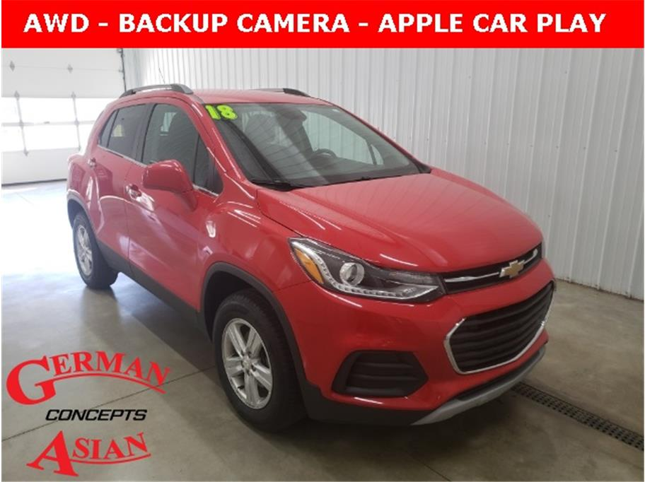 2018 Chevrolet Trax from Asian Concepts