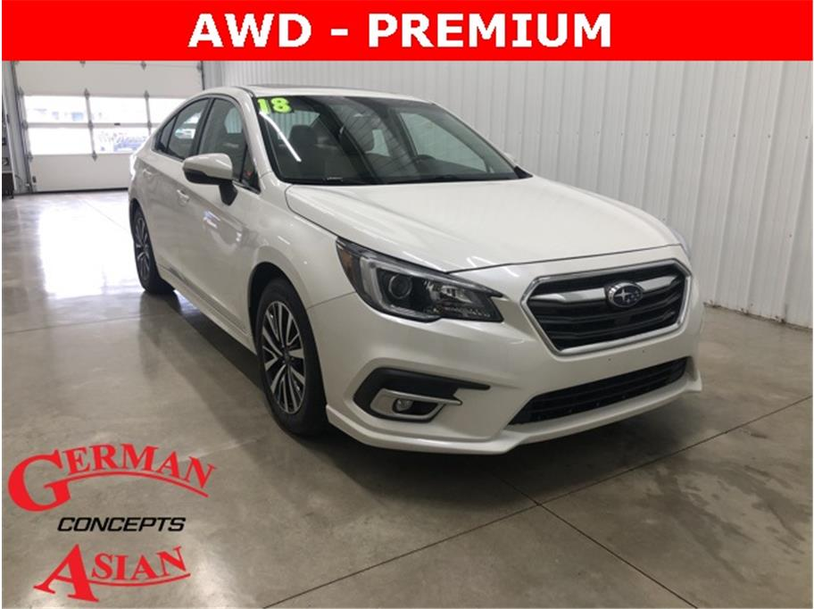2018 Subaru Legacy from Asian Concepts