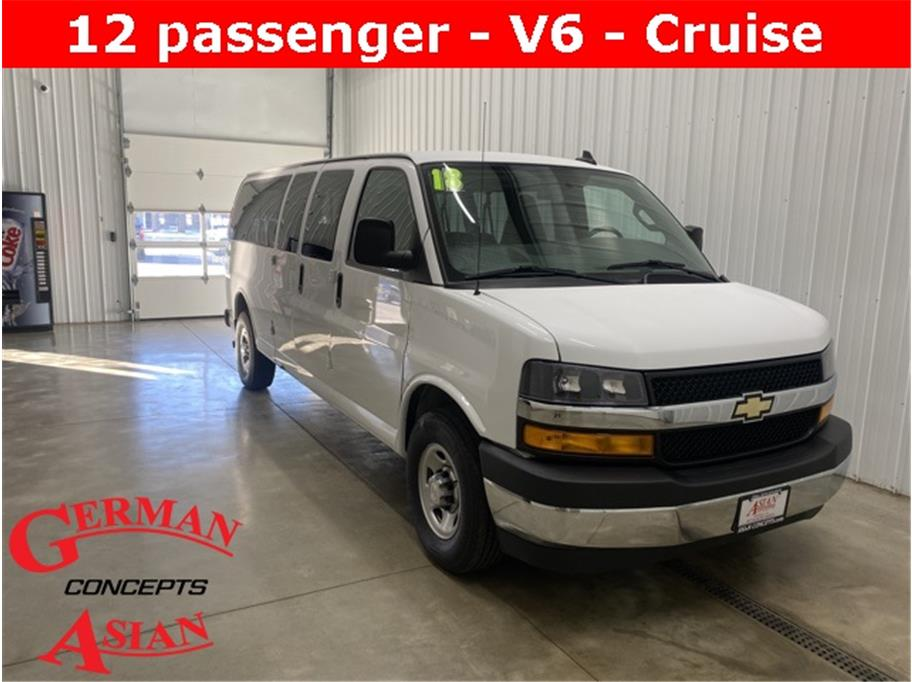 2018 Chevrolet Express 3500 Passenger from Asian Concepts