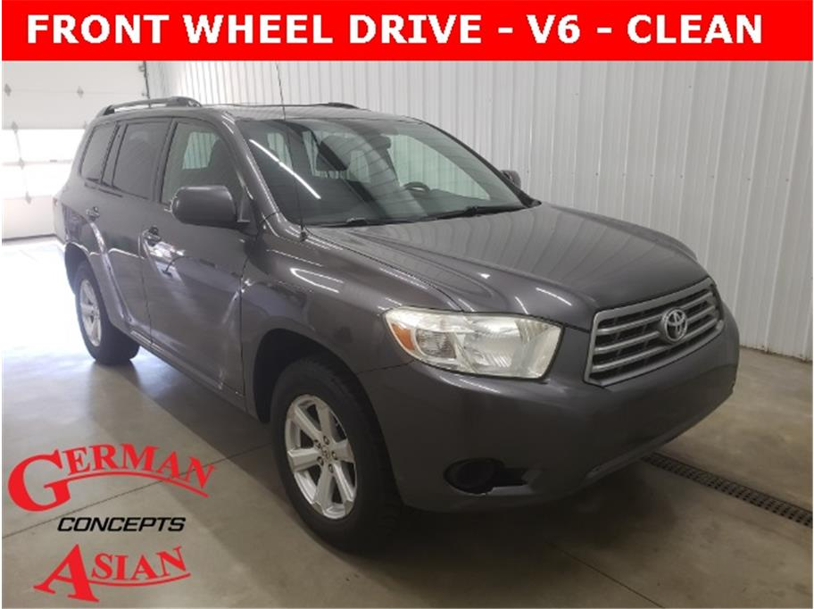 2008 Toyota Highlander from Asian Concepts