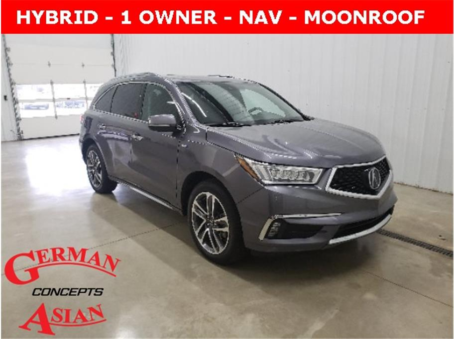 2018 Acura MDX Sport Hybrid from Asian Concepts