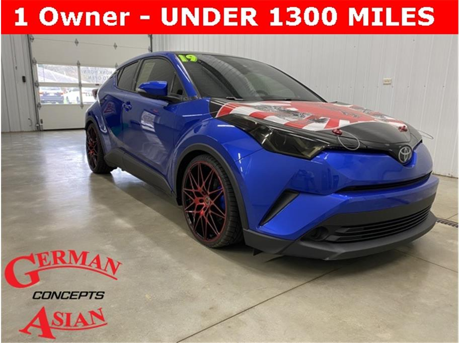 2019 Toyota C-HR from Asian Concepts