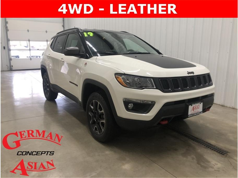2019 Jeep Compass from Asian Concepts