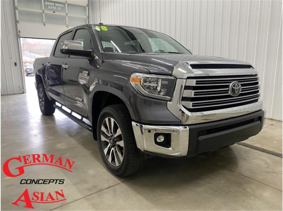 2018 Toyota Tundra CrewMax from Asian Concepts