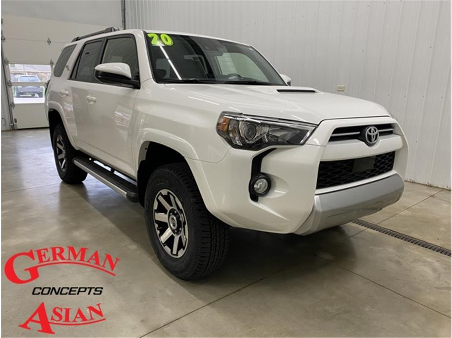 2020 Toyota 4Runner from Asian Concepts
