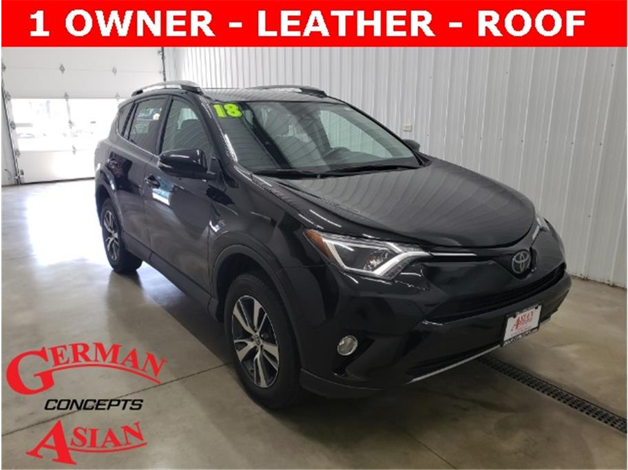 2018 Toyota RAV4 from Asian Concepts