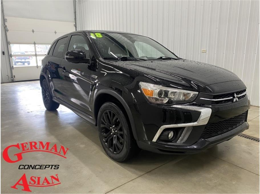 2018 Mitsubishi Outlander Sport from Asian Concepts