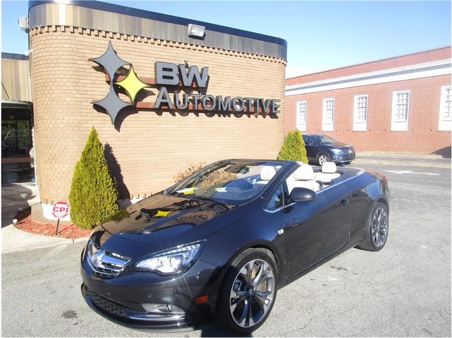 2016 Buick Cascada from BW Automotive, LLC