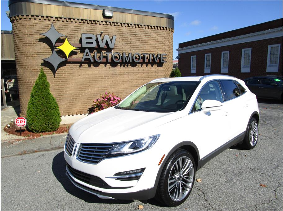 2015 Lincoln MKC from BW Automotive, LLC