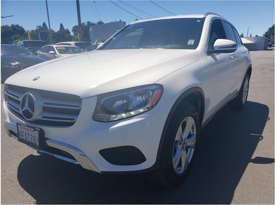 2018 Mercedes-Benz GLC from Carnamic