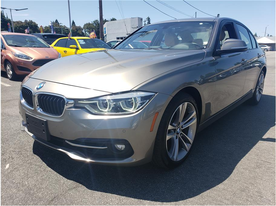 2016 BMW 3 Series from Carnamic