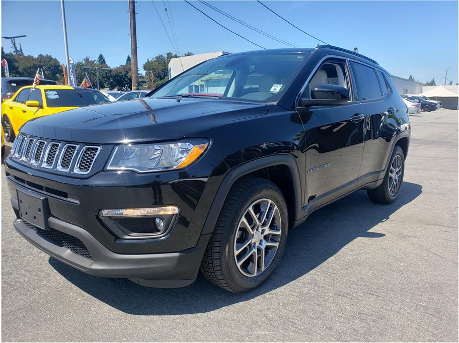 2018 Jeep Compass from Carnamic