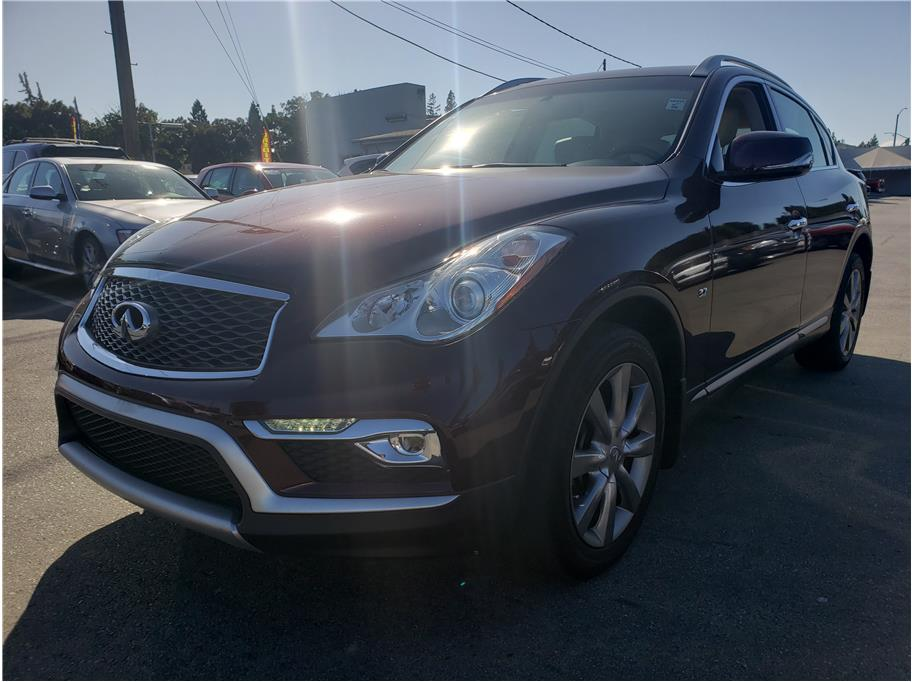 2016 INFINITI QX50 from Carnamic