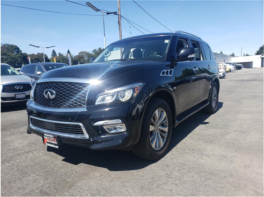 2017 Infiniti QX80 from Carnamic