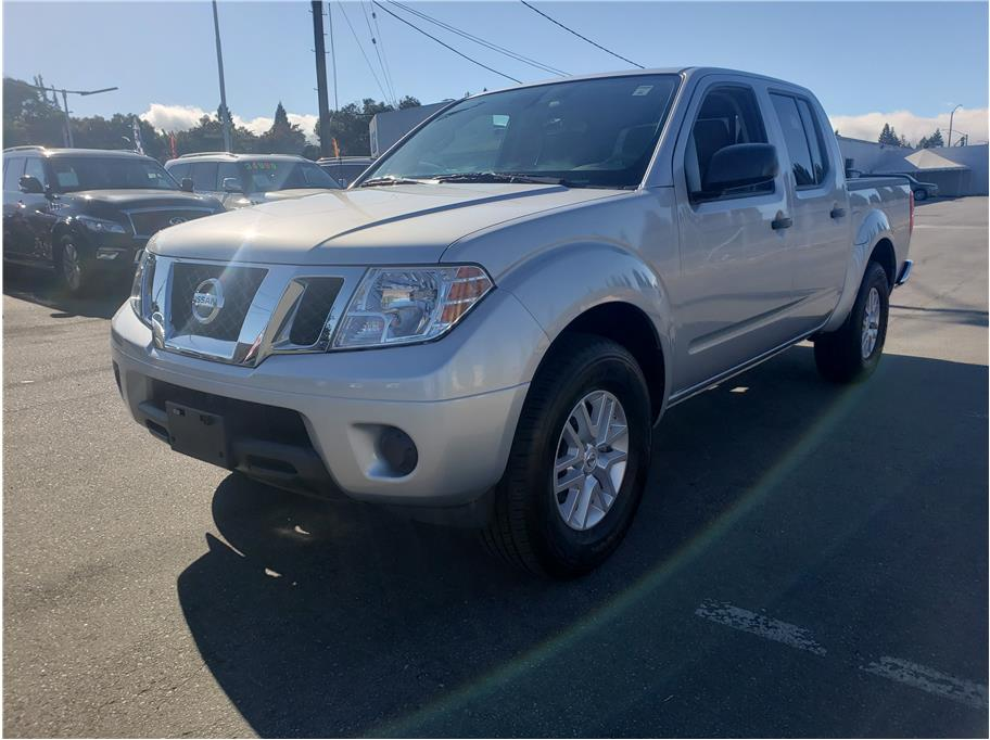 2019 Nissan Frontier Crew Cab from Carnamic
